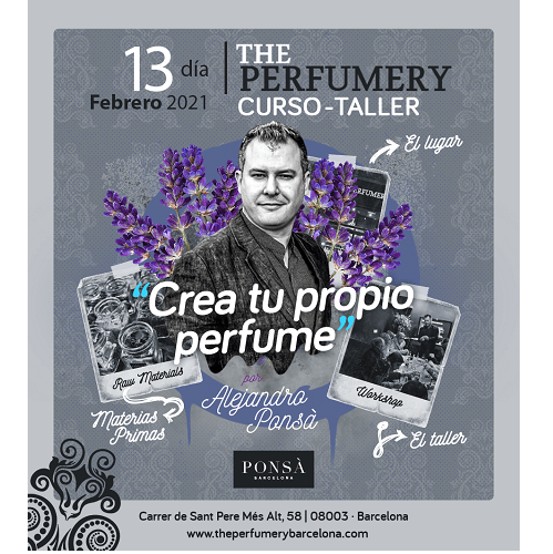 The Perfumery - Crea Perfume
